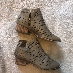 Seychelles cutout ankle booties